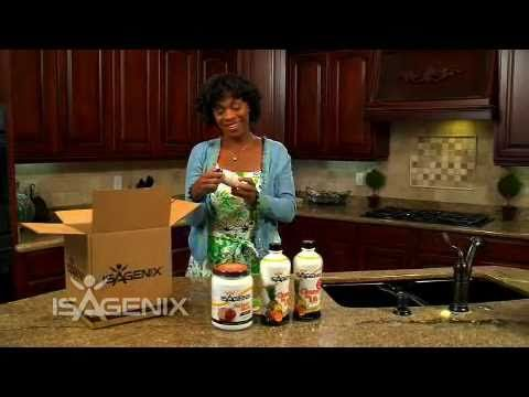 Isagenix 9 Day Cleanse - What to expect