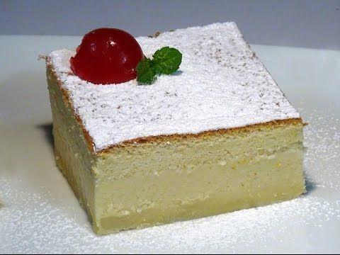 Receta Pastel Inteligente - Recetas de cocina, paso a paso, tutorial - YouTube