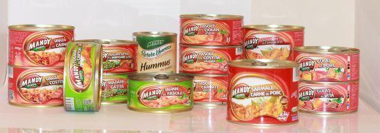 Specialităţi Gătite de la MANDY Foods