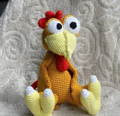 Amigurumi Rooster Pattern Free : 1000+ images about amigurumi pattern and knitted toy ...