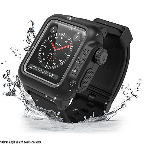 brand new 317b7 f25b3 Apple Watch 38mm Series 3 2 Waterproof Rugged Shockproof Case fo ...