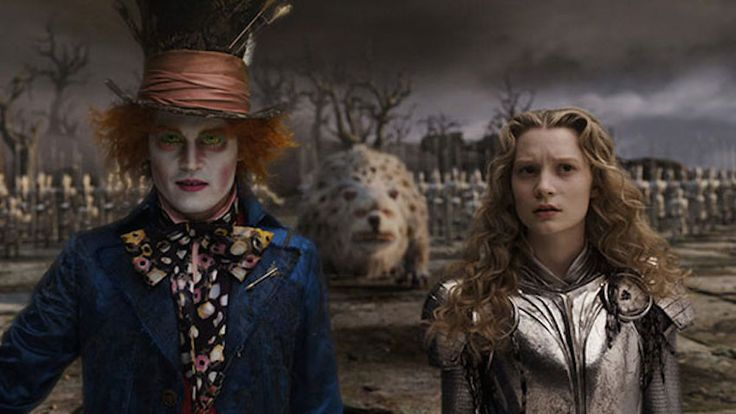 """Get Ready to go """"Through the Looking Glass"""" With Alice in Wonderland Sequel!   Oh My Disney"""