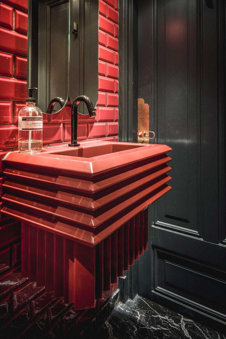 605 best bathroom design images on pinterest | architecture, room