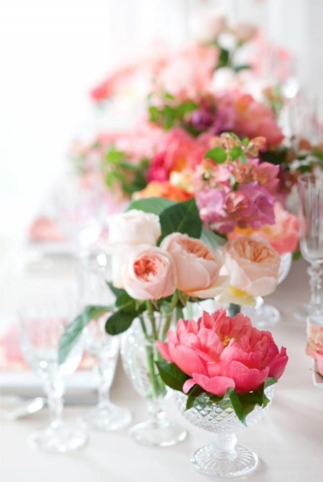Roze bloemen op je bruiloft - Te gek! | ThePerfectWedding.nl