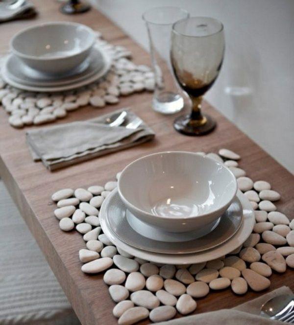 Tisch Essplatz Dekorieren Japanischer Stil
