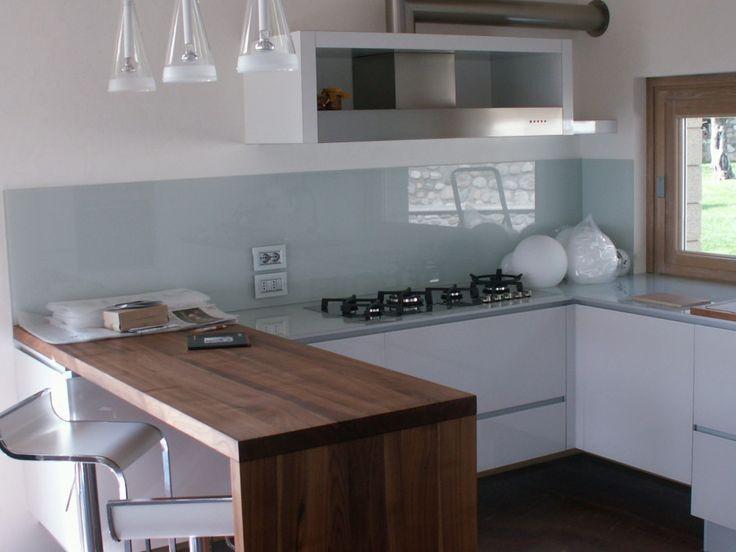 schienale cucina vetro - Cerca con Google