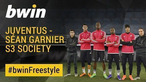 Pogba, Zaza, Evra i Morata rywalizują z Sean'em Garnierem i jego kolegą w freestyle • Juventus Turyn vs Sean Garnier S3 Society >> #freestyle #juve #juventus #football #soccer #sports #pilkanozna