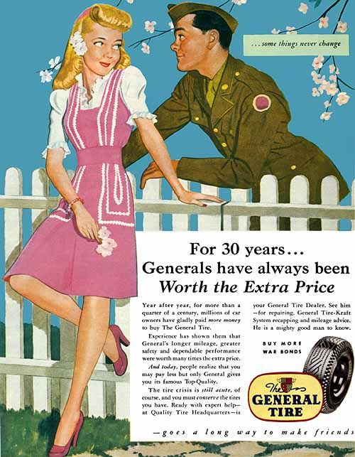 General Tire (1944) - Dal Holcomb