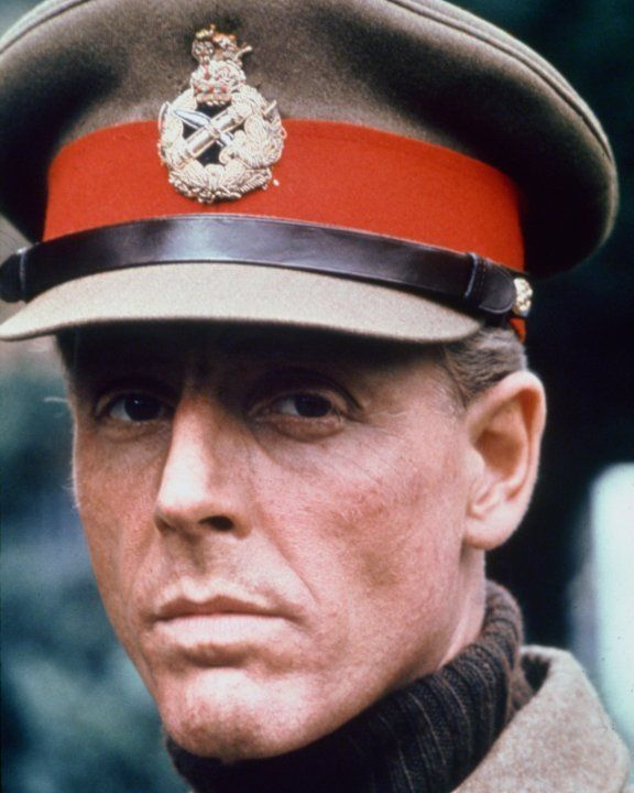 Edward Fox as Gen. Horrocks