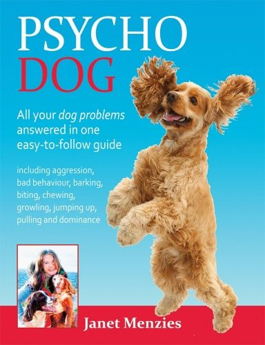 Haynet blogger Nikki Goldup reviews Psycho Dog by Janet Menzies