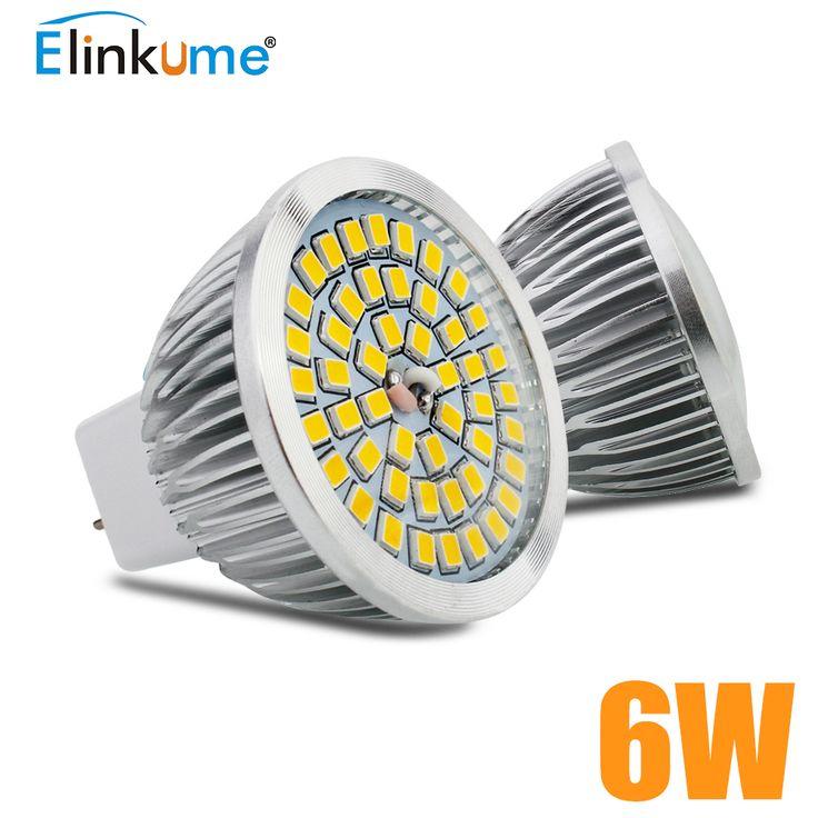 Perfect MR led V MR LED Spotlight W AC DC V Bombillas led SMD Spot light Lampada