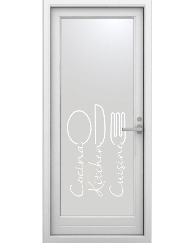 Vinilo translucido para puertas de cocina 29