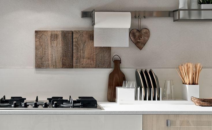 #cucina # stosa #arredamento vivace e contemporanea con il suo tocco urbano e #glamour: vieni a scoprirla presso il nostro showroom, in via Zabatta 128, a #Terzigno.