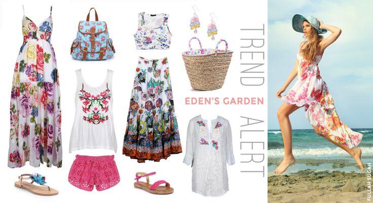 Eden's Garden by Fullah Sugah! #sales #trends #summer_look #fullah_sugah #style