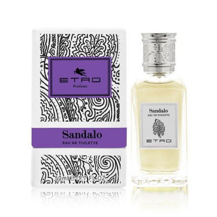 Profumo unisex Etro Sandalo eau de toilette spray 6020150 50 ml uomo donna