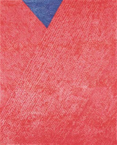 Untitled 03-II-72 by Kim Whanki