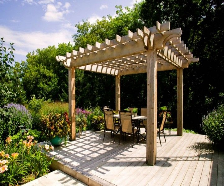 219 Best Images About Pergola Gazebo On Pinterest