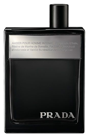 I have heard great things about this one! #Prada #amber