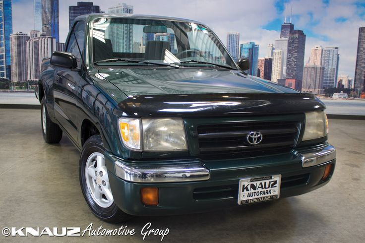 2000 Toyota Tacoma Truck Regular Cab for sale in North Chicago, IL
