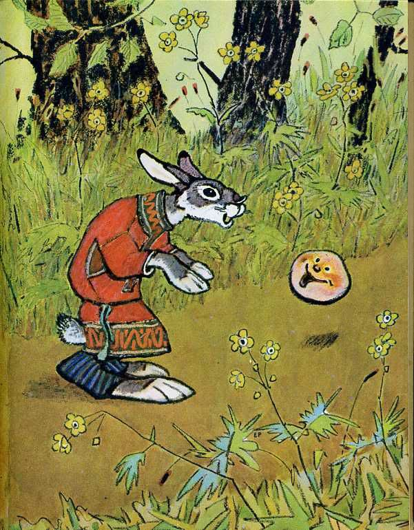 зайцы в русских народных сказках картинки самого тийта