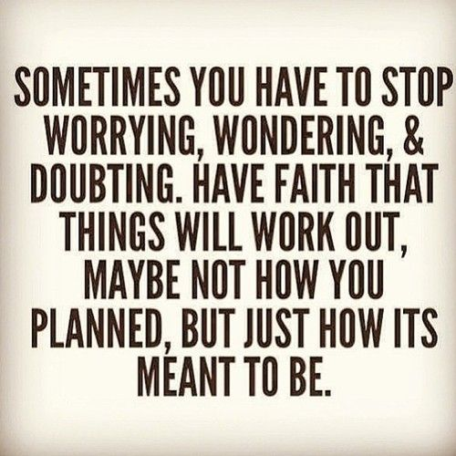 I need to remind myself of this. EVERY. DAY.
