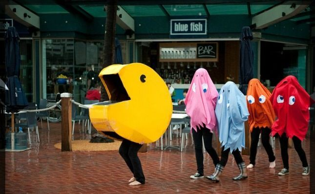 130 Winning Group Halloween Costume Ideas | Brit + Co