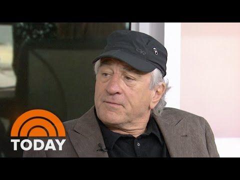 TODAY: Robert De Niro Talks Bernie Madoff Role, Flip Phones