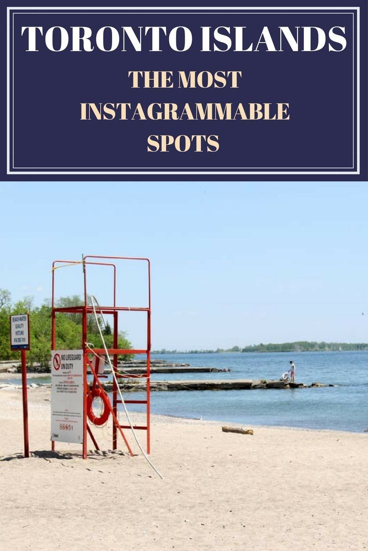 Toronto Islands: The Most Instagrammable Spots   Canada   Travel Photography