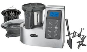 Groupon - Robot culinaire Proficook chauffant multifonction à 159,90€ (73% de réduction). Prix Groupon : 159,90€