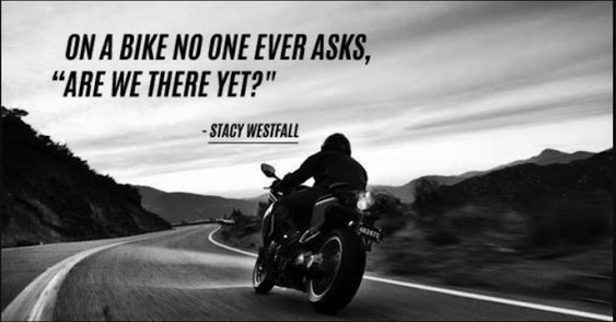 Pin On Biker Quotes