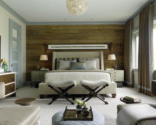 Rustic Modern Bedrooms > PierPointSprings.com