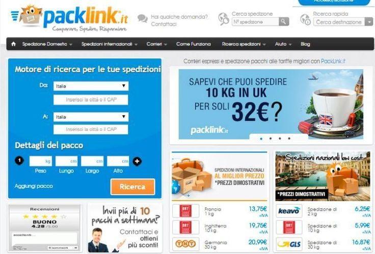 Packlink.it corriere espresso | recensioni sul web