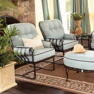 Ballard Design Outdoor Furniture