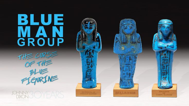 Celebrating thirty years of evil charms, disappearing priests, strange spiders, and - of course - the ushabti.