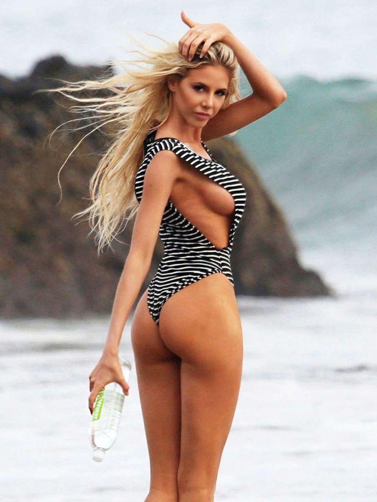 Daisy Lea - 138 Water Swimsuit Photoshoot   Bikini