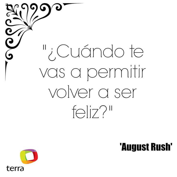 Las mejores frases de 'August Rush', ¿cuál es tu favorita? http://ht.ly/ReUdr