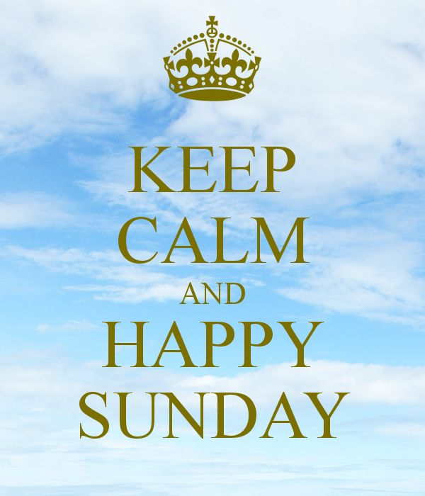 Happy Sunday Tumblr | Keep Calm And Happy Sunday Pictures, Photos, and Images for Facebook ...