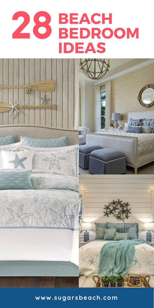 Romantic Coastal Bedroom Ideas Design Corral