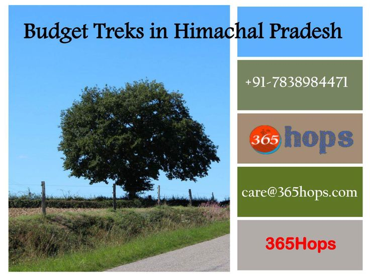 Budget Treks in Himachal Pradesh >>> Every #trekking trail in #Himachal Pradesh has its own excitement and enthrallment. The period of June-September is regarded as the ideal time with the mountains being shrouded in lush greenery and variety of colorful flowers during these months.