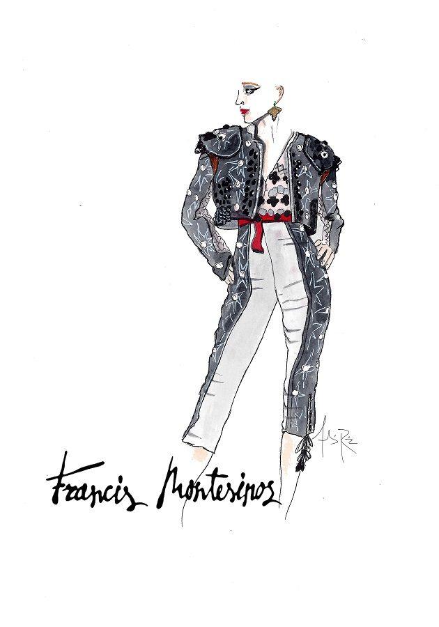 Diseño Francis Montesinos