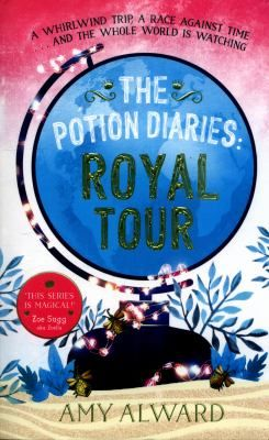 Since winning the Hunt and saving her new BFF, Princess Evelyn. Sam Kemi has been royally busy. What with TV interviews, working in her family's potion store and preparing to join Evelyn on her world tour, Sam still hasn't has time for a real date with Zain, her new-boyfriend/former-rival. And that's not happening anytime soon. Someone has tampered with Sam's grandad's mind and she is the only one who can unlock his memories.