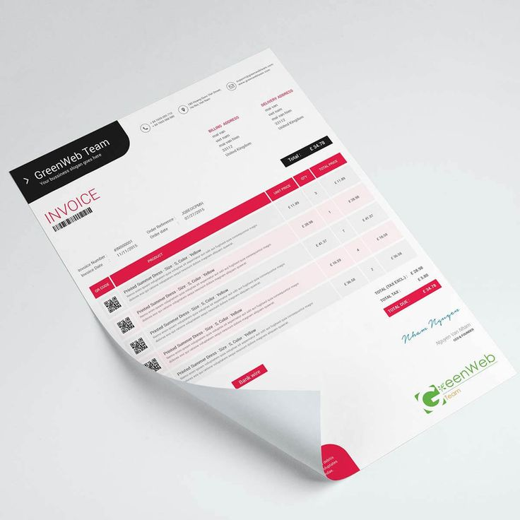 Prestashop edit invoice template module - The Prestashop module allows you to custom Invoice & Delivery PDF without any technical knowledge required. Included 10+ pre made templates.