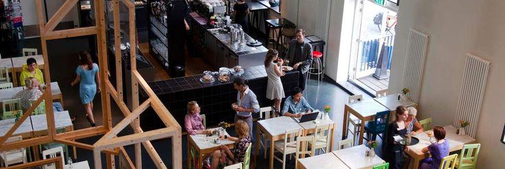Restaurant - Lloyd Hotel: Dutch design hotel Amsterdam