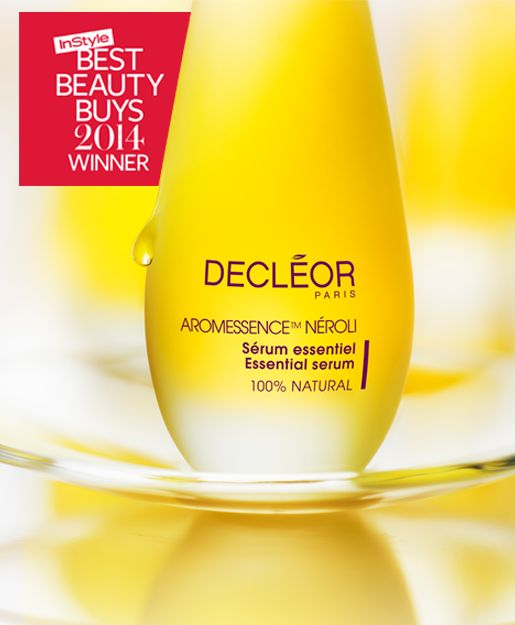 2014 – DECLÉOR continues to be the leader in professional aromatherapy skincare, in over 1,000 spas and salons nationwide and distributing in 4 continents and over 70 countries. Aromessence™Neroli Super Serum wins 'Best Facial Oil' at the InStyle awards for the sixth year running.