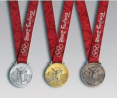 What Are Olympic Medals Made of? thumbnail