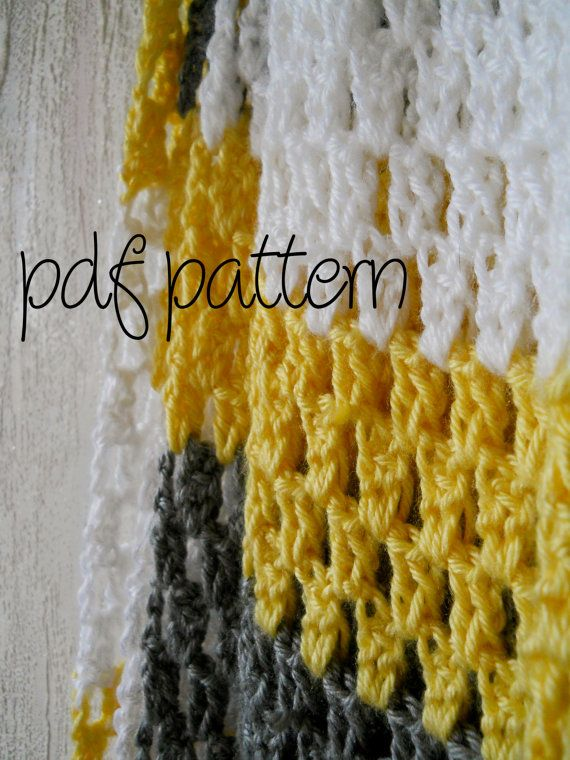 Mejores 19 imágenes de Trends en Pinterest   Punto de crochet ...