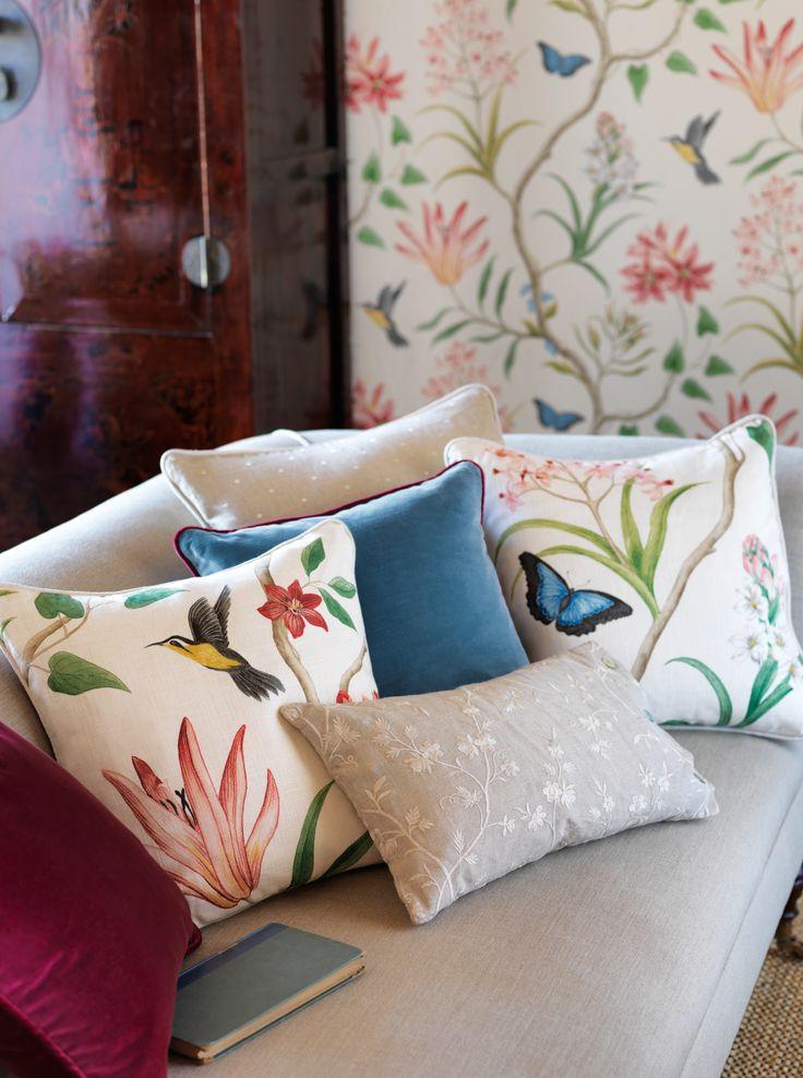 Available at James Brindley, www.jamesbrindley.com. - beautiful fabric