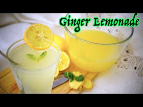 Ginger Lemonade - Dosatopizza