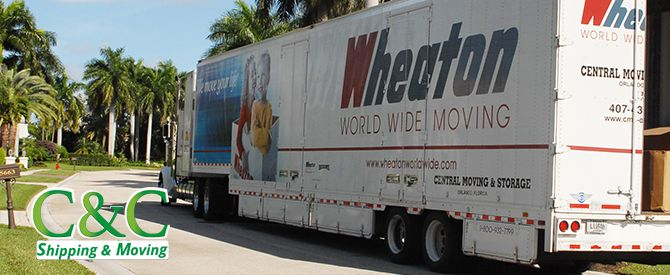 C&C Shipping Interstate Moving Company - https://ccshipping.com/interstate-moving-company/
