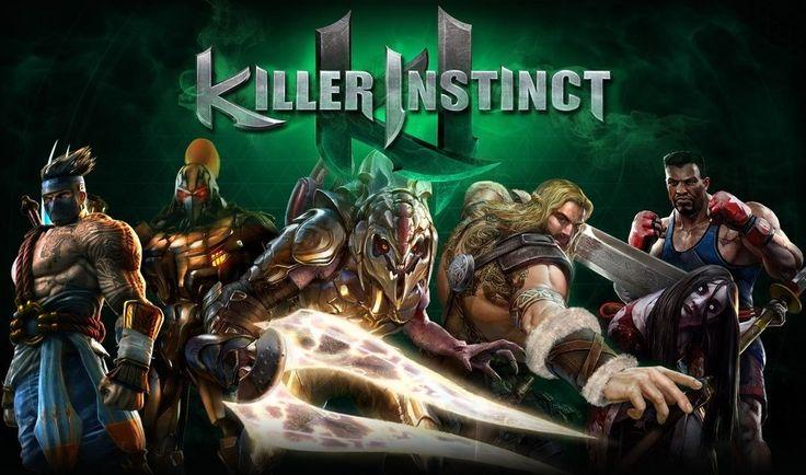 KI Season 3 Launch Trailer Reveals Final Boss Gargos http://www.toomanly.com/6784/ki-season-3-launch-trailer-reveals-final-boss-gargos/ #KillerInstinct #FightingGames